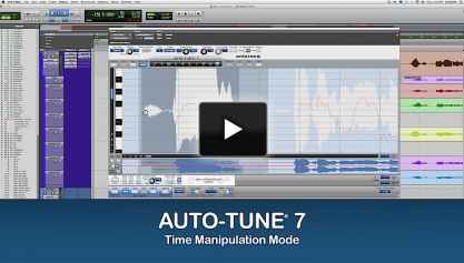 Auto-Tune 7 video screenshot