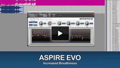 Aspire Evo Video Screenshot