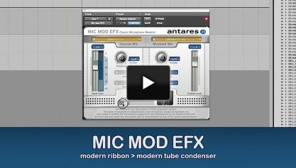 Mic Mod EFX Video Screenshot