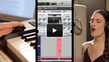 Auto-Tune Live Video Screenshot
