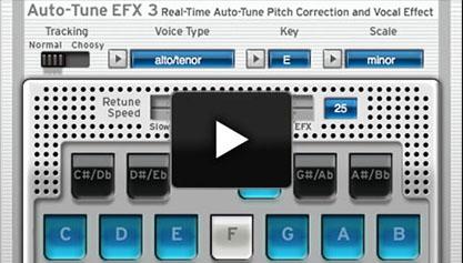 Auto-Tune EFX 3 Video Thumbnail