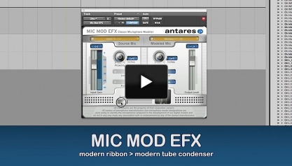 Mic Mod EFX Video Screenshot