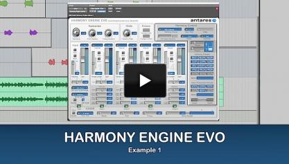 Harmony Engine EVO video screenshot