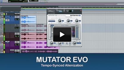 Mutator Evo Video Screenshot