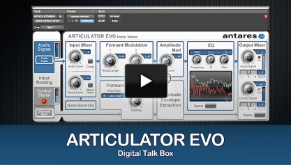 Articulator Evo Video Screenshot