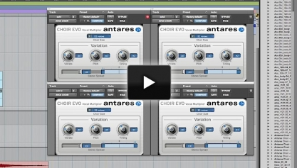 Choir Evo Video Screenshot